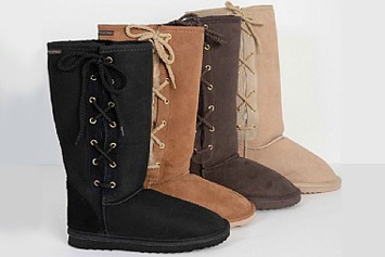Side-Lace-Ugg-Boot